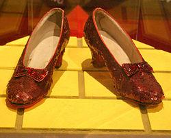Ruby Slippers Wikipedia
