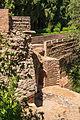 Ruined walls Alhambra Granada Spain.jpg
