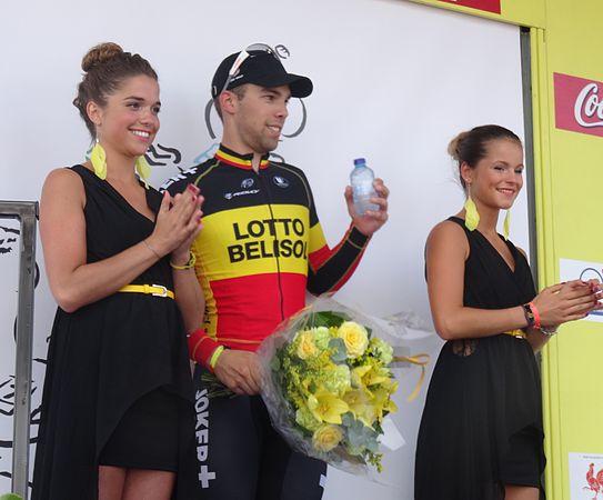 Rumillies (Tournai) - Tour de Wallonie, étape 1, 26 juillet 2014, arrivée (C04).JPG