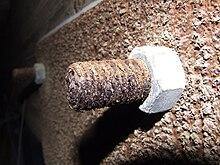 3fca230c8ddf Corrosion on exposed metal