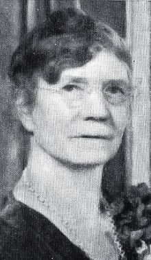 Photo of Ruth May Fox