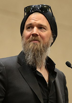 Ryan Hurst - Hurst at the 2017 Phoenix Comicon