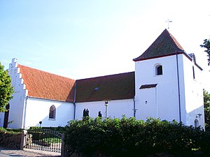 Ryslinge - Ryslinge church