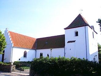 Ryslinge - Ryslinge church