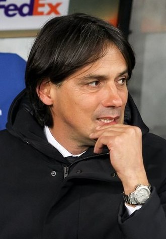 Simone Inzaghi - Inzaghi in 2018