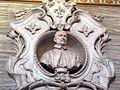 S.m. maggiore, battistero, monum di odoardo santarelli con busto di alessandro algardi (1640 ca.) 03.JPG