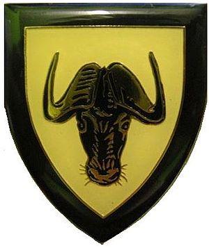 Durban Regiment - SADF Regiment Port Natal emblem