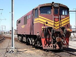 1974 in South Africa - Class 6E1, Series 5