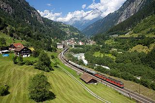 Place in Uri, Switzerland