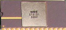 MOS Technology 6581 - Wikipedia