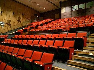Singapore International School - Image: SIS Auditorium