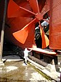 SS Great Britain propeller - geograph.org.uk - 423393.jpg