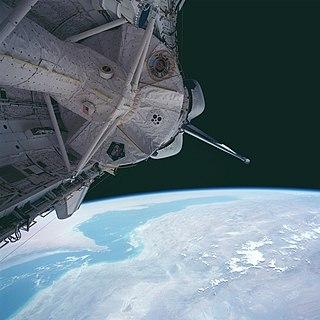 STS-94 human spaceflight