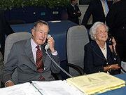STS120President Bush