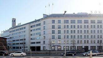 S Group - S Group headquarters in Vallila, Helsinki.