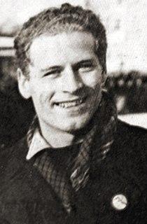 Stanisław Marusarz Polish Nordic skier