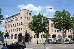 Trierer Straße in Saarbrücken