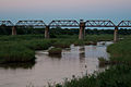 Sabie River at Dusk, South Africa.jpg