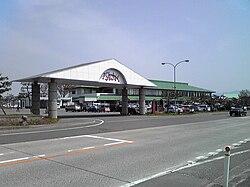 Sagae, Roadside Station, Yamagata, Japan.jpg