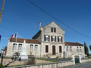 Saint-Michel-de-Double Commune in Nouvelle-Aquitaine, France