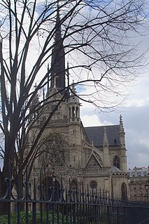 administrative quarter in Paris, France
