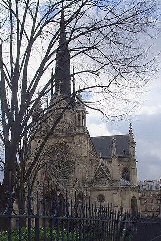 Goutte d'Or - Church of Saint-Bernard de la Chapelle