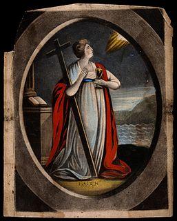 Saint Faith French saint