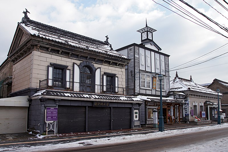 File:Sakaimachi street Otaru Hokkaido19s3.jpg
