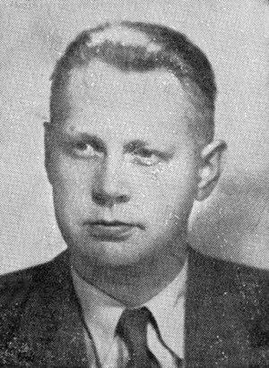 Sakari Tuomioja - Image: Sakari Severi Tuomioja