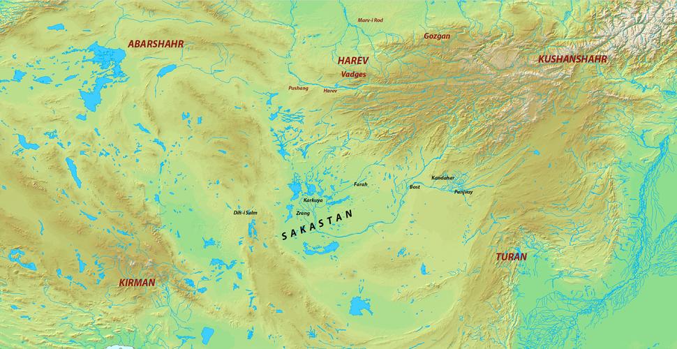 Sakastan Sasanian era