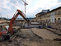 Salzburg Hbf being renovated.jpg