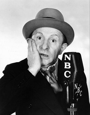 The Jack Benny Program - Sam Hearn as Schlepperman in 1935.