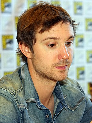 Sam Huntington - Huntington at the San Diego Comic-Con, 2011