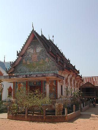 Xam Neua - Wat Pho Xai