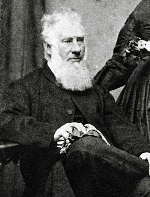 Samuel Harrison - Samuel Bealey Harrison