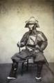 Samurai by Ueno Hikoma 1860s.png