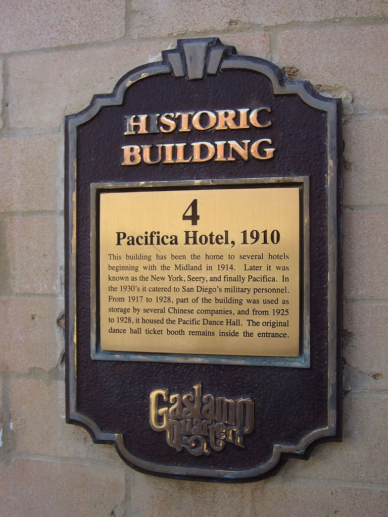 Pacifica Hotel San Diego