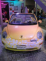 San Diego Comic-Con 2011 - Tweety Bird VW (Warner Bros booth) (6039792904).jpg