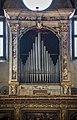 San Giacomo dall'Orio (Venice) - Organo Gaetano Callido 1776.jpg