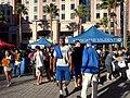 San Jose State football kickoff rally! 8-28-13 (9626041578).jpg