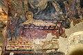 San lorenzo in insula, cripta di epifanio, affreschi di scuola benedettina, 824-842 ca., martirio di san lorenzo 01.jpg
