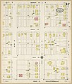 Sanborn Fire Insurance Map from Chickasha, Grady County, Oklahoma. LOC sanborn07038 007-14.jpg