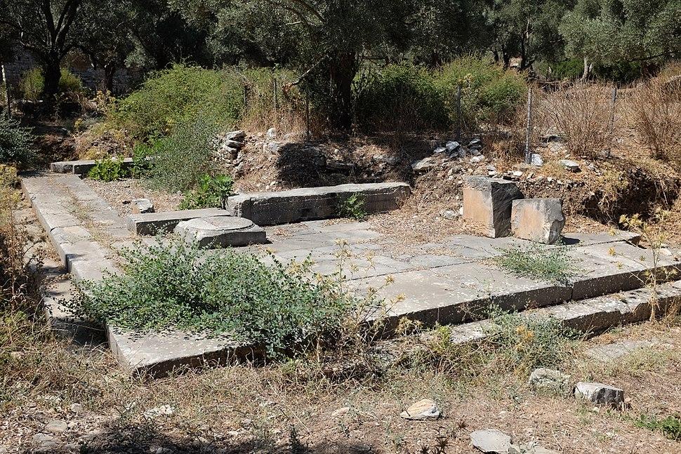 Sanctuary of Artemis Astias in Iasos AvL