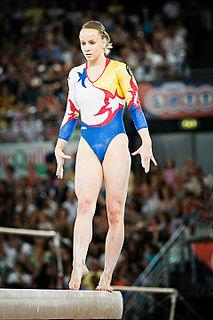 Sandra Izbașa Romanian gymnast
