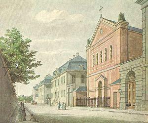 St. Ansgar's Cathedral - St. Ansgar's Cathedral by H. G. F. Holm