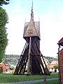 Sankt Laurentii kyrka bell tower.jpg