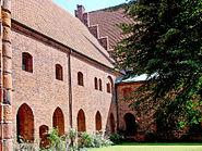 Sankt Mariae Helsingoer- Klostergården