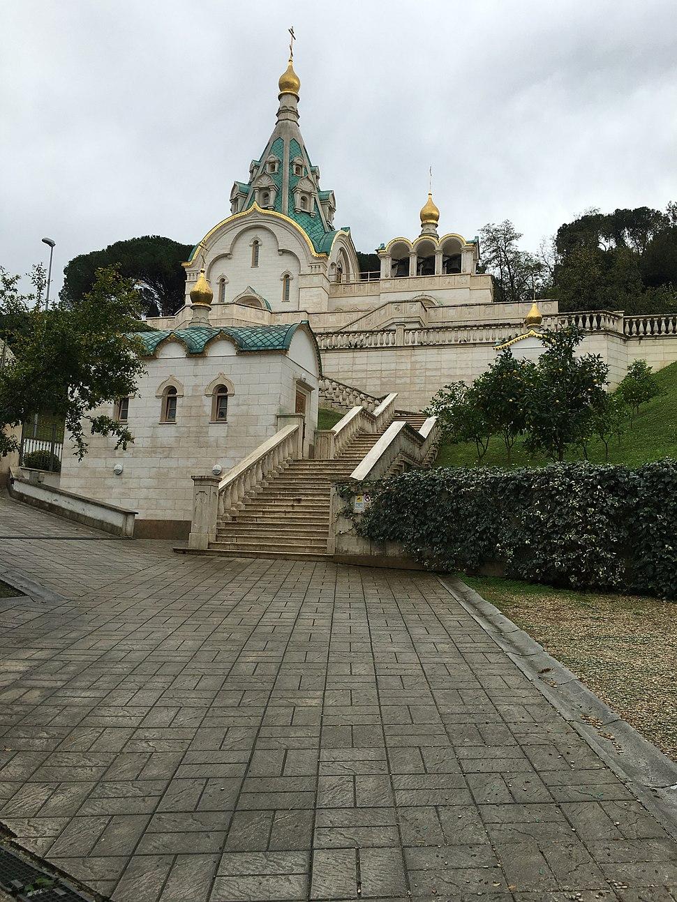 Santa Caterina Martire - chiesa ortodossa