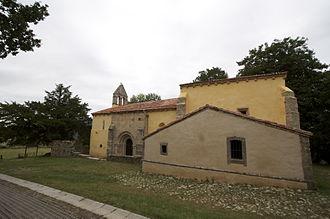 Abamia - Church of Santa Eulalia de Abamia