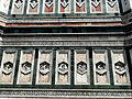 Santa Maria del Fiore (détail du campanile).JPG